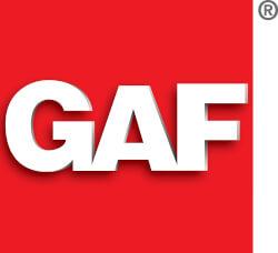 GAF Roofing logo