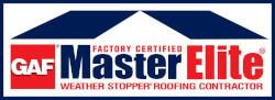 GAF Master Elite Roofer logo