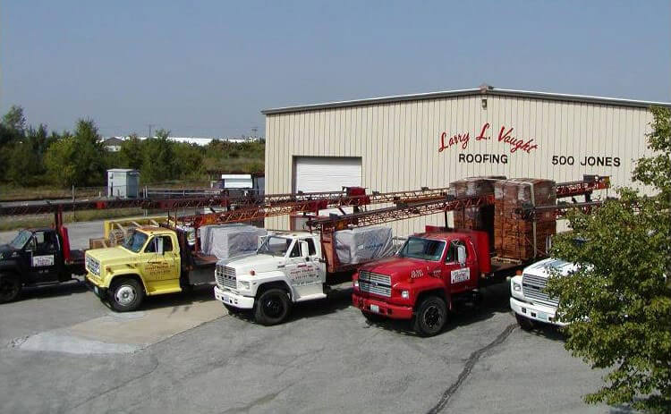 Roofing Company Kansas City Headquarters Image