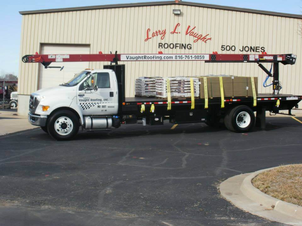 Roofing Companies Kansas City Vaught Roofing Headquarters