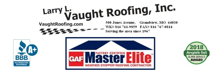 Contact Vaught Roofing for your Roofing Needs