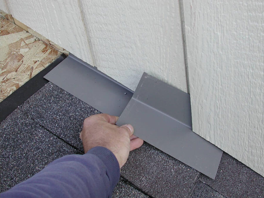 Visual Aids from Kansas City's Premier Certified Roofing Specialist: Visual SideWall