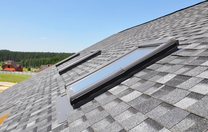 Replace Skylights during roof installation